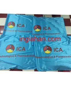 cờ Công Ty Cổ Phần Dược Phẩm ICA