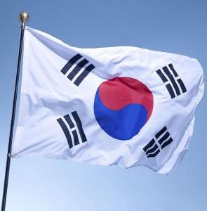 mua cờ hàn quốc